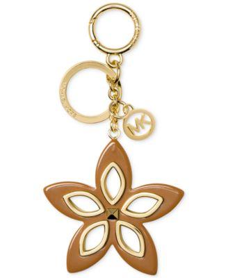 MICHAEL Michael Kors Flora Grommet Keychain Bag Charm