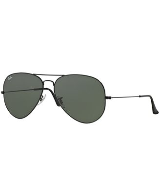 Ray-Ban Sunglasses, RB3026 AVIATOR II LARGE