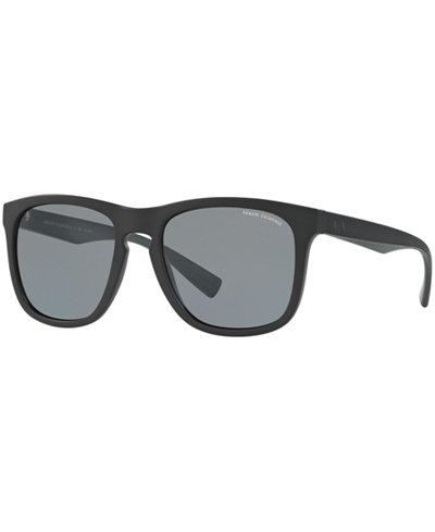 AX Polarized Sunglasses, AX4058S