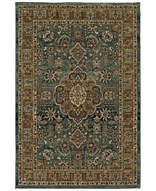 Spice Market Aksum Aquamarine Area Rug Collection