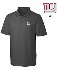 Cutter & Buck Men's New York Giants 3D Emblem Fairwood Polo Shirt