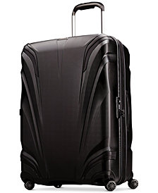 "Samsonite Silhouette XV 30"" Hardside Expandable Spinner Suitcase"