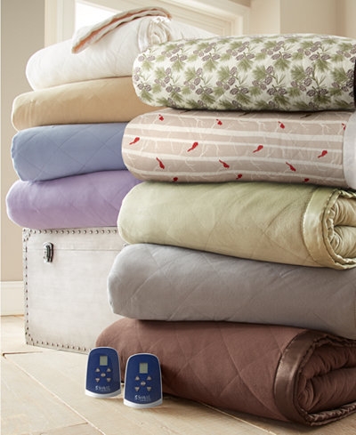 Shavel Micro Flannel® 7 Layers of Warmth Heated Blankets