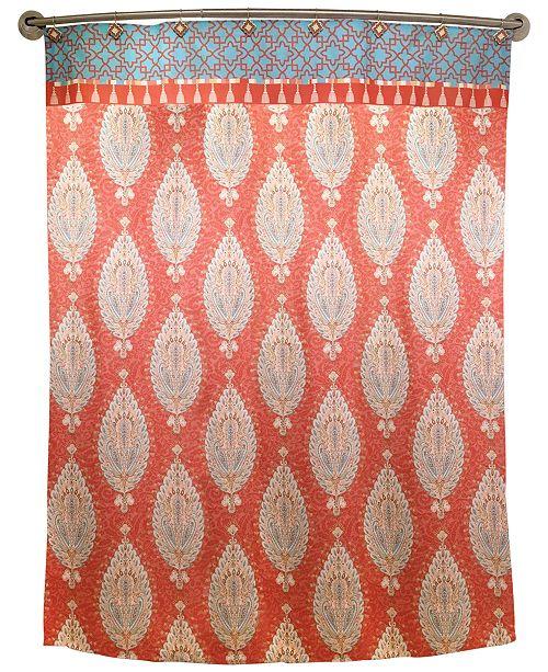 Bardwil Dena Home Kaiya Shower Curtain