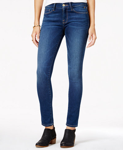 tommy hilfiger greenwich skinny jeans created for macy 39 s. Black Bedroom Furniture Sets. Home Design Ideas