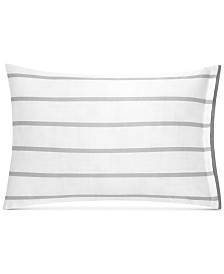CLOSEOUT! Hotel Collection  Colonnade Dusk Standard Sham, Created for Macy's