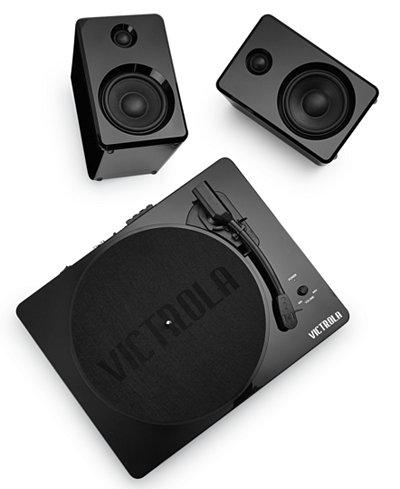 Victrola Turntable & Bluetooth Speakers - Gifts & Games - Men - Macy\'s