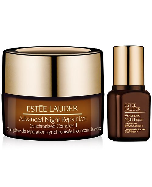 Estee Lauder Receive a FREE ANR Duo for Face & Eye with any $85 Estee Lauder Purchase