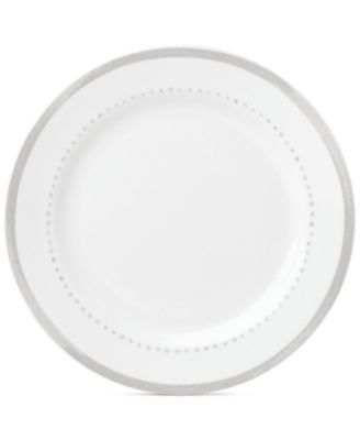 Charlotte Street West Grey Collection Dinner Plate