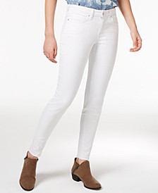 The Perfect Skinny Released-Hem Jeans