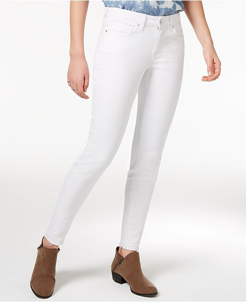 WILLIAM RAST The Perfect Skinny Released-Hem Jeans