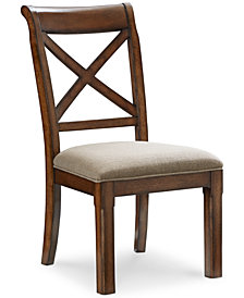 Mandara X-Back Side Chair