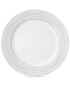 Charlotte Street East Grey Collection Dinner Plate