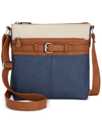 Image of  Style & Co. Baltic Small Crossbody, Only at Macy's