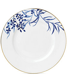 kate spade new york Birch Way Indigo Collection Dinner Plate