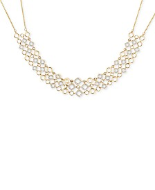 Wrapped in Love™ Diamond Necklace (1 ct. t.w.) in 14k Gold, Created for Macy's