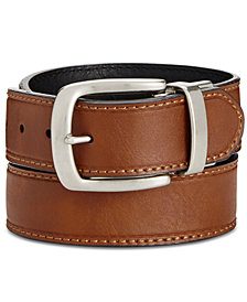 Levi's® Men's Big & Tall Heat-Creased Reversible Belt