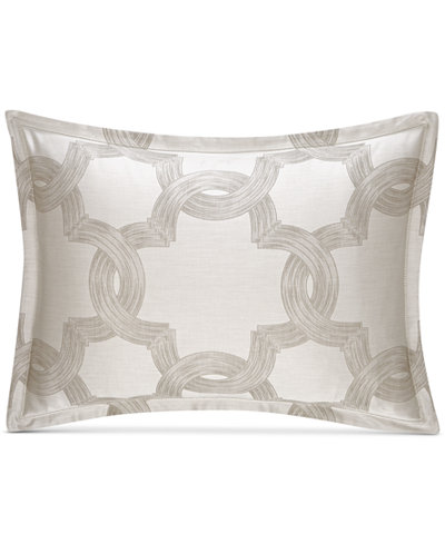 CLOSEOUT! Hotel Collection Ironwork Standard Sham, Created for Macy's