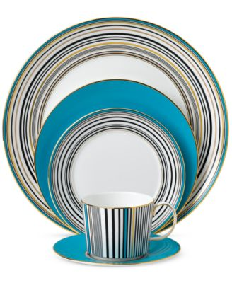 Vibrance Collection 5-Piece Place Setting
