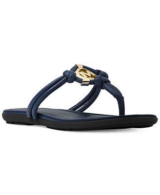 MICHAEL Michael Kors Kinley Flat Thong Sandals