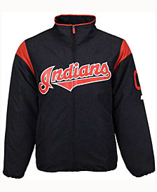 Majestic Cleveland Indians Men's On-Field Thermal Jacket