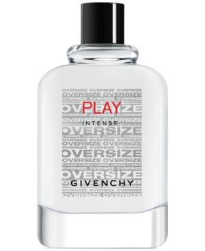 Givenchy Play Eau de Toilette, 5 oz