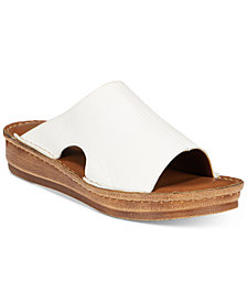 Bella Vita Mae-Italy Slide Sandals