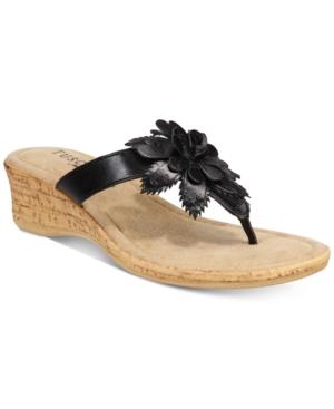 Easy Street Tuscany Gilda Wedge Sandals Women