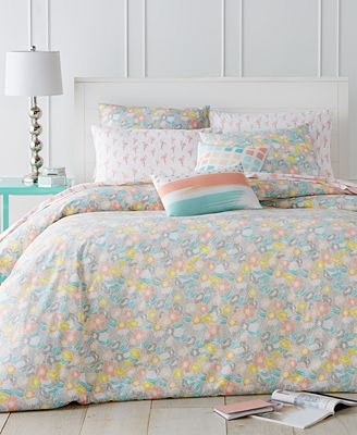 Whim by Martha Stewart Collection Flower Crown 5 Piece Comforter Sets, Only at Macy's