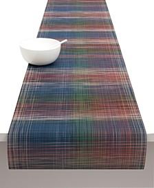 "14"" x 72"" Plaid Table Runner"