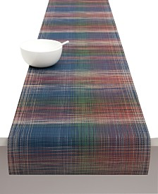 "Chilewich 14"" x 72"" Plaid Table Runner"