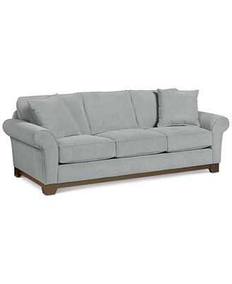 Medland Fabric Queen Sleeper Sofa Custom Colors ly at Macy s Furniture Macy s