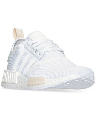 Cheap Adidas Nmd R1 Black Wool Black White BW0617 Size 8