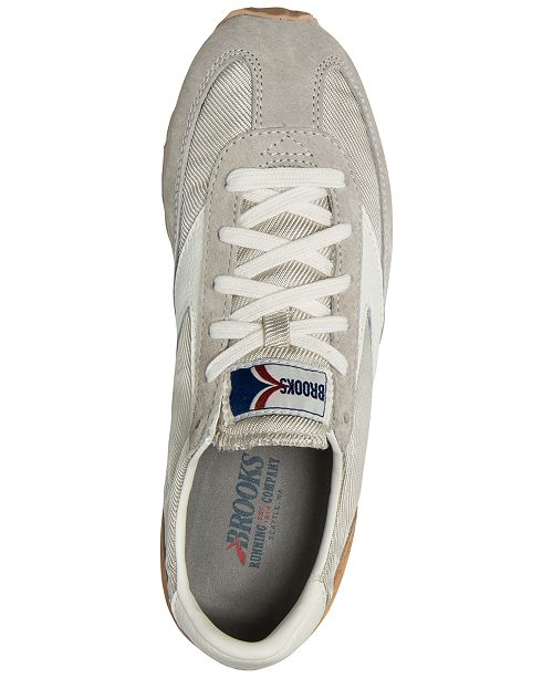 ad92fae0724 Brooks Women s Vanguard Heritage Casual Sneakers from Finish Line ...