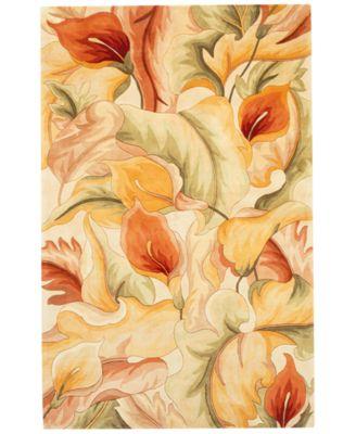 Catalina 758 Ivory Calla Lilies 5'6