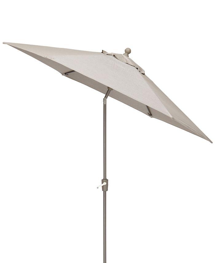 Furniture - Wayland Outdoor 9' Auto-Tilt Umbrella