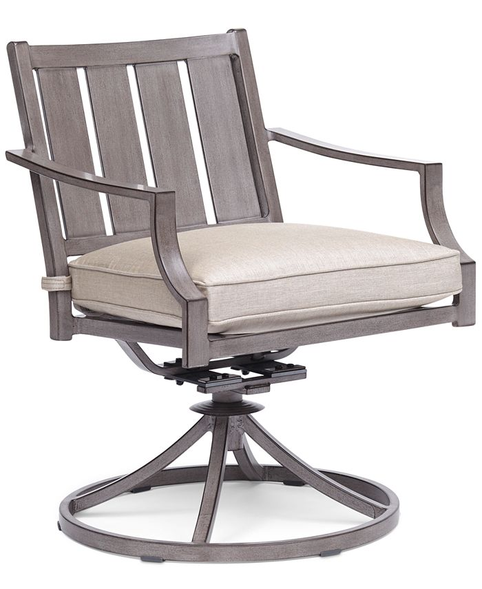 Furniture - Wayland Outdoor Swivel Chair