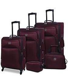 Daytona 5-Pc. Luggage Set, Created for Macy's