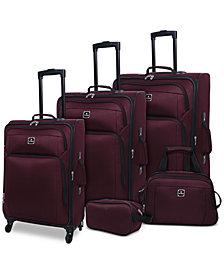 Tag Daytona 5-Pc. Luggage Set, Created for Macy's