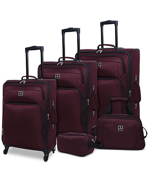 ... Tag Daytona 5-Pc. Luggage Set fd055d5caf7a5