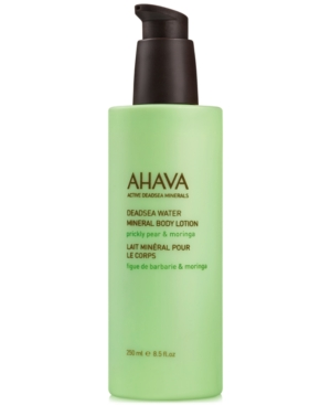 Ahava Mineral Body Lotion - Prickly Pear & Moringa