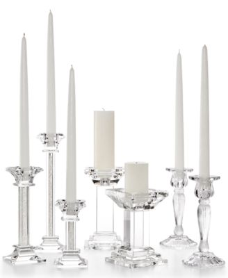 This item is part of the godinger lighting by design assorted crystal candle holder collection