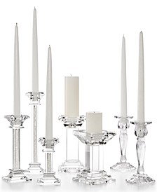Lighting by Design Assorted Crystal Candle Holder Collection