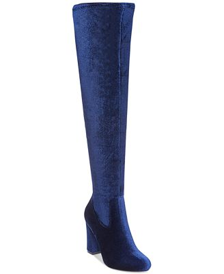 Madden Girl Felize Over-The-Knee Boots