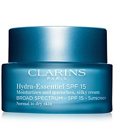 Hydra-Essentiel Silky Cream SPF 15, 1.7 oz