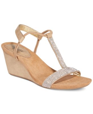 Style & Co Mulan Wedge San...