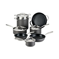 Deals on Lagostina Nera Nonstick 12-Pc. Cookware Set