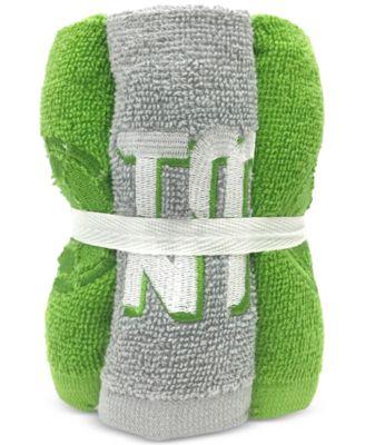 Teenage Mutant Ninja Turtles Crash Landing 6-Pc. Washcloth Set