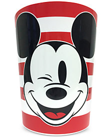Jay Franco Big Face Mickey Mouse Wastebasket