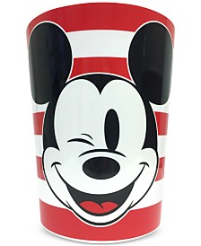 Jay Franco Big Face Mickey Mouse Wastebasket